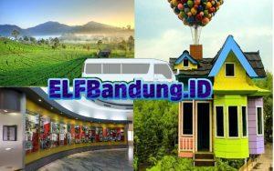 Wisata Bandung, Destinasi Asyik Buat Para Travellers