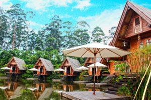 Wisata Dusun Bambu yang Selalu Ramai Pengunjung