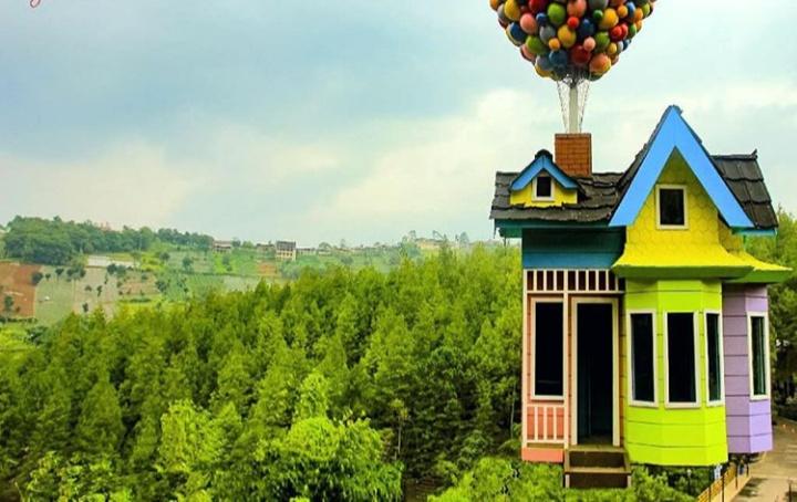 Dago Dream Park Bandung, Destinasi Wisata Keluarga yang Seru