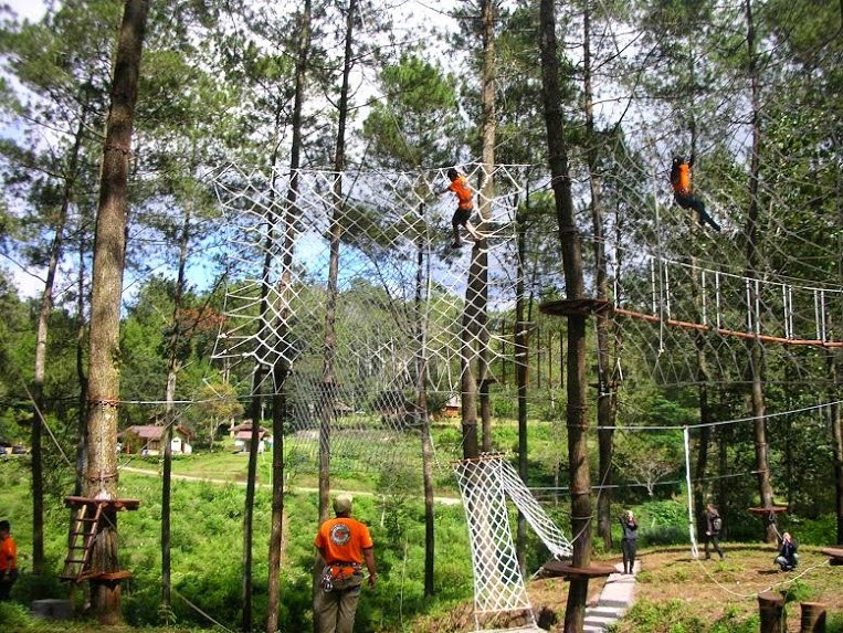 Wisata Outbound Bandung Yang Recommended
