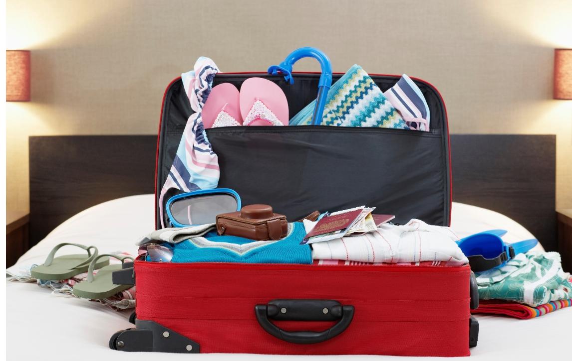Jangan Salah! Begini Cara Packing Barang Agar Traveling Nyaman!